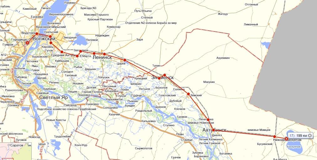 Где на карте находится озеро баскунчак на карте россии