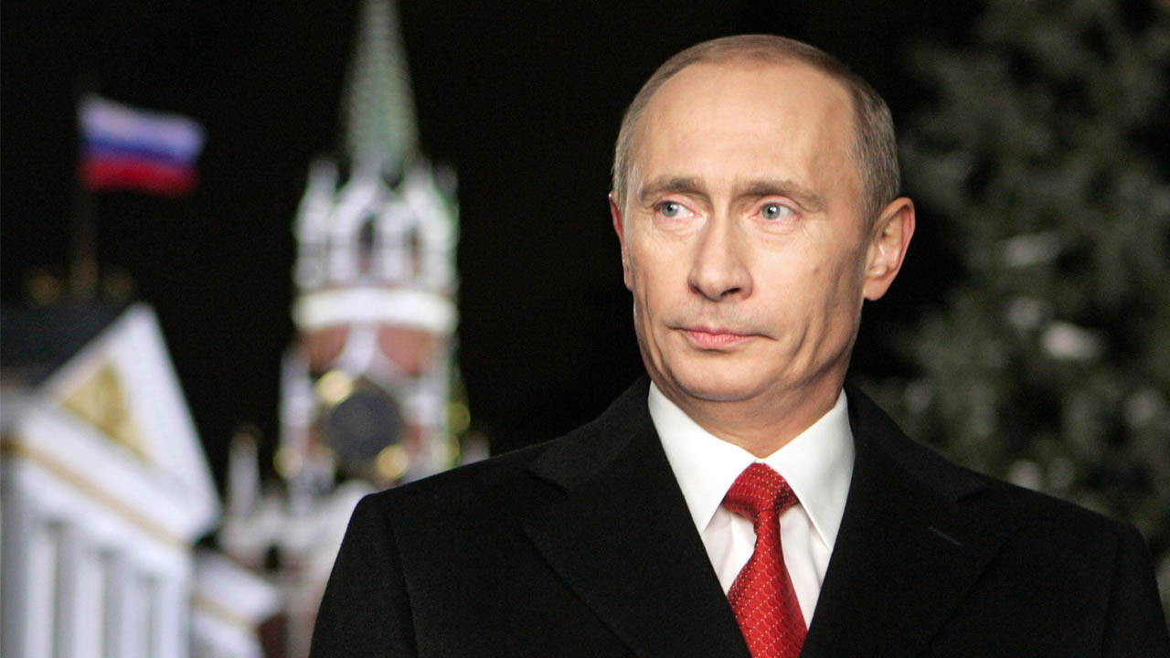 Все новогодние поздравления президентов россии