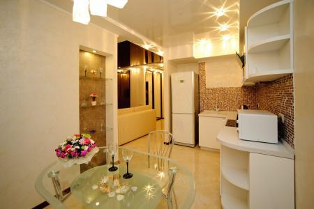 Квартира-студия бизнес-класса в центре угол Чапаева/Мичурина на 18 этаже с видом на центр города!