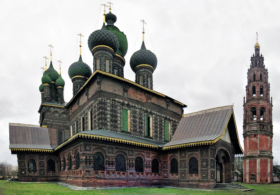Ярославль Храм Иоанна Предтечи
