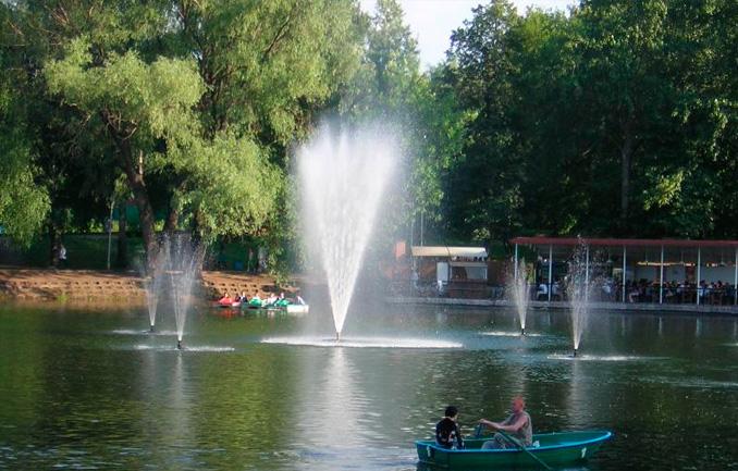 уфа фото парк якутова