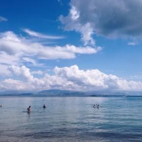 пляж греция спити ру