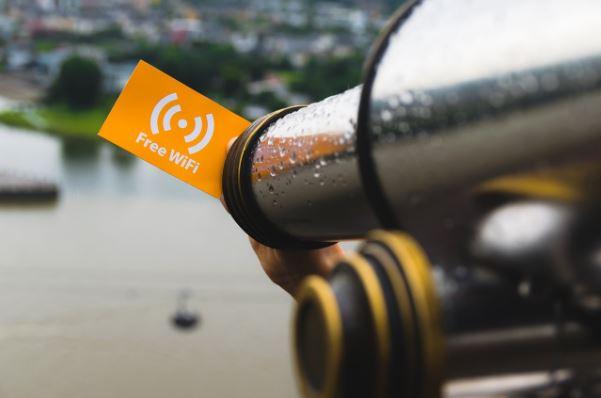 Ловите бесплатный wi-fi